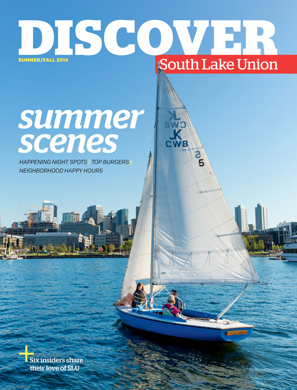 Discover South Lake Union