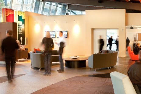 Image of Discovery Center interior