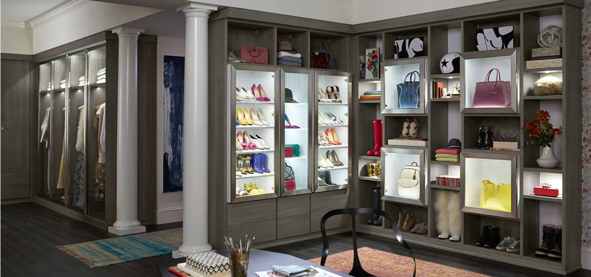 Visit The California Closets South Lake Union Showroom To Experience The  One Of A Kind Custom Closets And Storage Spaces Created By The South Lake  Union ...